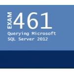 Microsoft Exam 70-461: Querying Microsoft SQL Server 2012 Training Courses