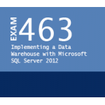 Microsoft Exam 70-463: Implementing a Data Warehouse with Microsoft SQL Server 2012 Training Course